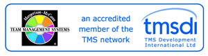 Image: An accredited member of the TMS Network